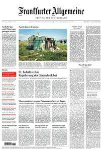 Frankfurter Allgemeine Zeitung F.A.Z. - 26. Juli 2018
