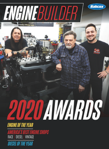 Engine Builder - December 2020