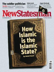 New Statesman - 6 - 12 March 2015