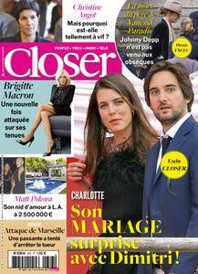 Closer France - 06 octobre 2017