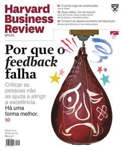 Harvard Business Review Brasil - março 2019