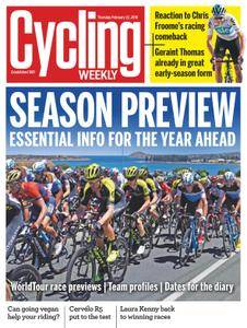 Cycling Weekly - February 22, 2018