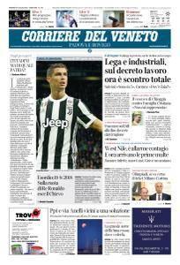 Corriere del Veneto Padova e Rovigo - 27 Luglio 2018