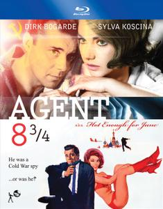Agent 8 3/4 (1964) Hot Enough for June