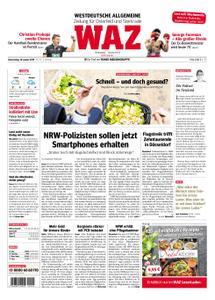WAZ Westdeutsche Allgemeine Zeitung Oberhausen-Sterkrade - 10. Januar 2019