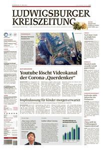 Ludwigsburger Kreiszeitung LKZ - 27 Mai 2021