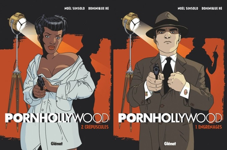 Pornhollywood - 2 Tomes