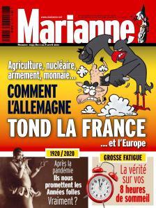 Marianne - 1er Avril 2021
