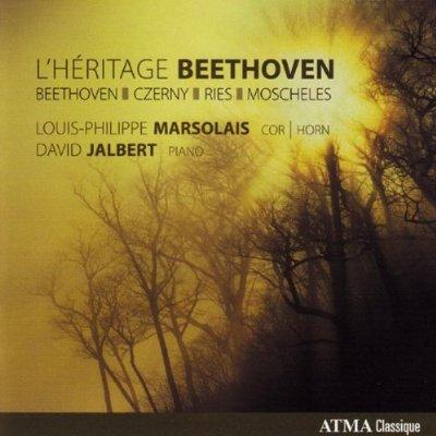 Marsolais, Jalbert - L'Heritage Beethoven (2009)