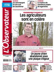 L'Observateur de l'Avesnois - 22 février 2019