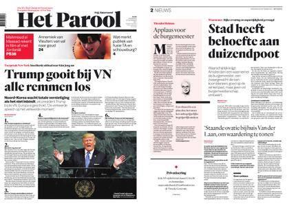 Het Parool – 20 september 2017