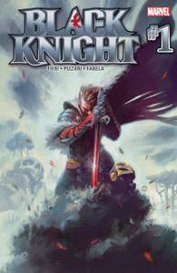 Black Knight 01 2016 Digital