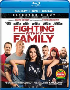 Fighting with My Family (2019) [Director's Cut]