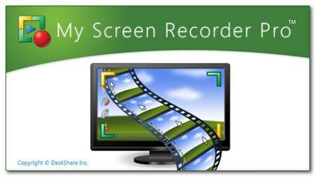Deskshare My Screen Recorder Pro 5.18 Multilingual