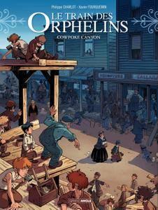 Boekjes In hetFrans 254272 - Train Des Orphelins - T05 - Cowpoke Canyon