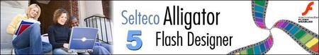 Selteco Alligator Flash Designer ver. 5.0.30