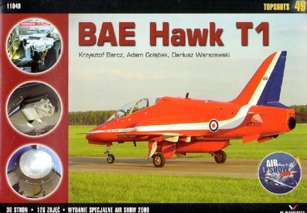BAE Hawk T1 (Kagero Topshots 49)