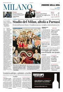 Corriere della Sera Milano - 14 Giugno 2018