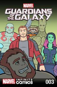 Guardians of the Galaxy - Awesome Mix Infinite Comic 003 2016 digital