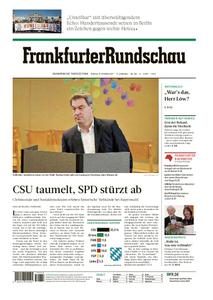 Frankfurter Rundschau Main-Taunus - 15. Oktober 2018