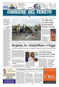Corriere del Veneto Padova e Rovigo - 23 Maggio 2018