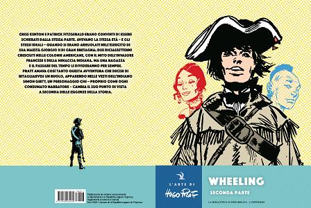 L'Arte Di Hugo Pratt - Volume 17 - Wheeling 2