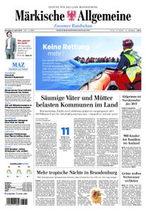 Märkische Allgemeine Zossener Rundschau - 09. April 2019