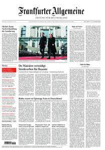 Frankfurter Allgemeine Zeitung F.A.Z. - 18. Januar 2018