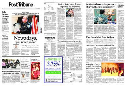 Post-Tribune – February 26, 2018