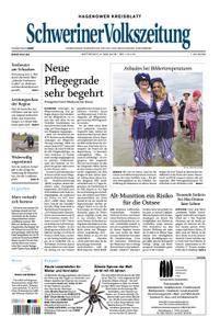 Schweriner Volkszeitung Hagenower Kreisblatt - 02. Mai 2018