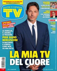 TV Sorrisi e Canzoni N.27 - 9 Luglio 2019