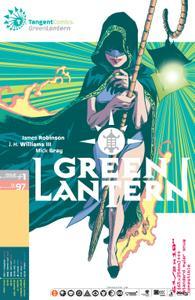 Tangent Comics-Green Lantern 001 1997 Digital Shadowcat