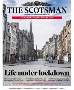 The Scotsman - 25 March 2020