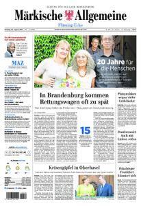 Märkische Allgemeine Fläming Echo - 20. August 2018