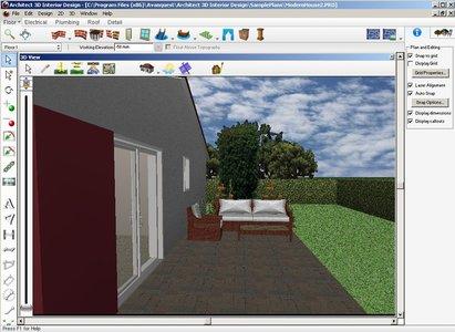 Architect 3D Interior Design v18 iSO