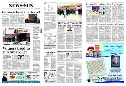 Lake County News-Sun – January 18, 2018