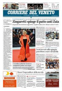 Corriere del Veneto Venezia e Mestre – 29 agosto 2019