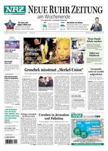 NRZ Neue Ruhr Zeitung Essen-Postausgabe - 09. Dezember 2017