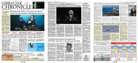 Gibraltar Chronicle – 29 December 2017