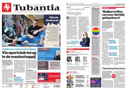 Tubantia - Enschede – 29 november 2018