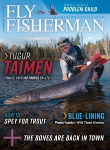 Fly Fisherman - April/May 2020