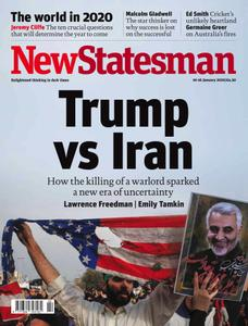 New Statesman - 10 - 16 January 2020