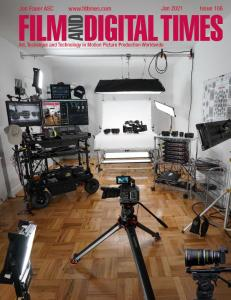 Film and Digital Times - Issue 106 - January 2021