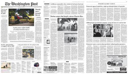 The Washington Post – August 29, 2019