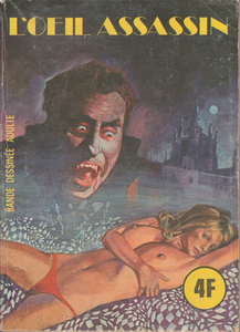 Série Bleue - Tome 29 - L'œil Assasin