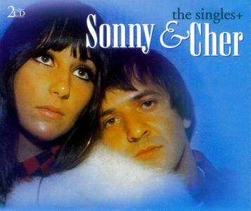 Sonny & Cher - The Singles + (2000) {2004, Reissue}