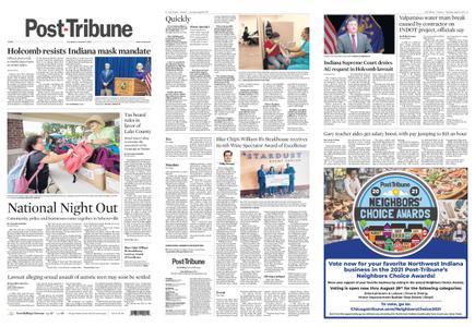Post-Tribune – August 05, 2021
