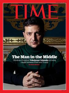 Time International Edition - December 16, 2019