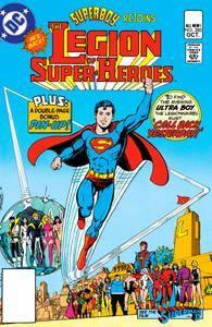 Legion of Super-Heroes 280 digital LP
