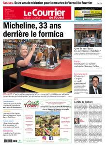 Le Courrier de l'Ouest Cholet – 27 juin 2020